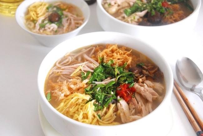 Bun Thang Hanoi